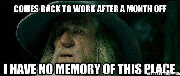 The 10 back-to-work memes that sum up how we really feel ...