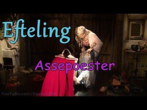Assepoester HD ( Cinderella) Efteling