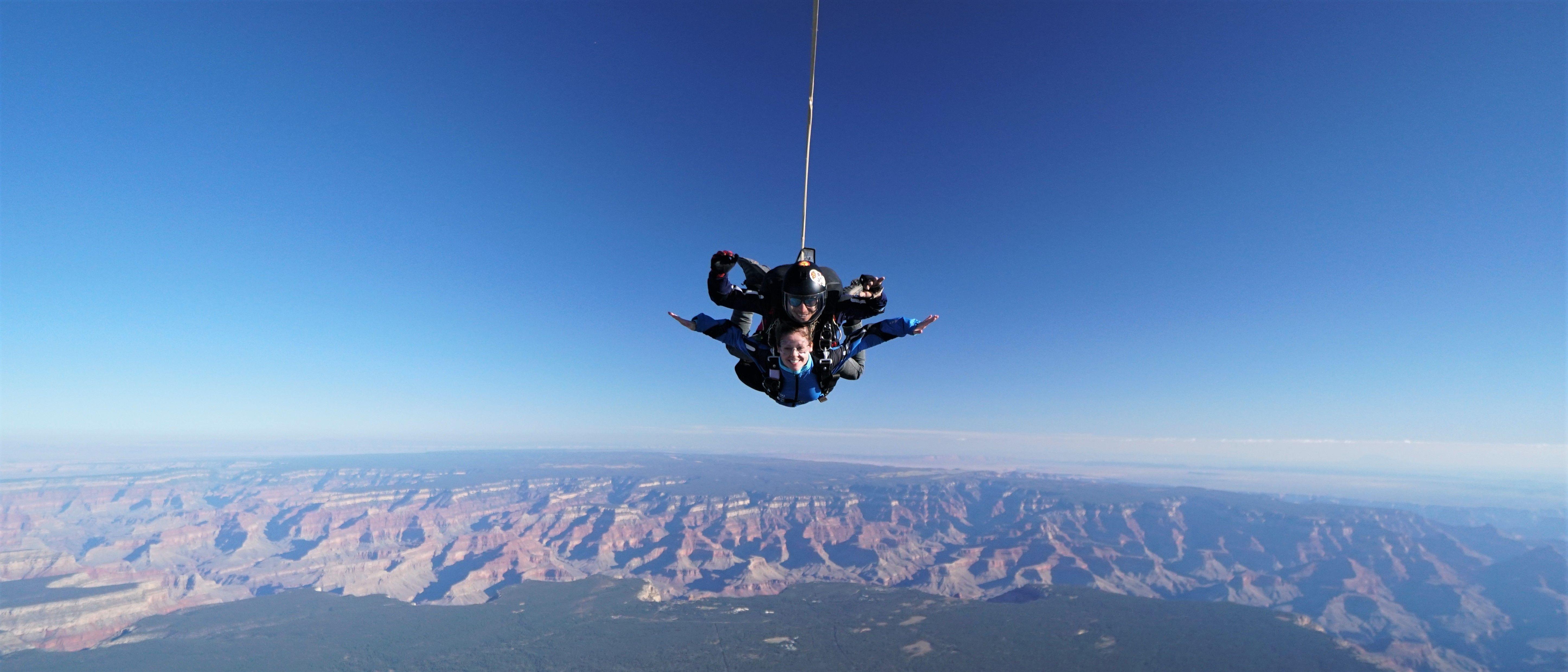 Skydive The Grand Canyon Skydive The Grand Canyon With Paragon Skydive Grand Canyon National Park Grand Canyon South Grand Canyon