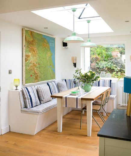 32 Elegant Ideas For Dining Rooms Banquette Seating In Kitchen