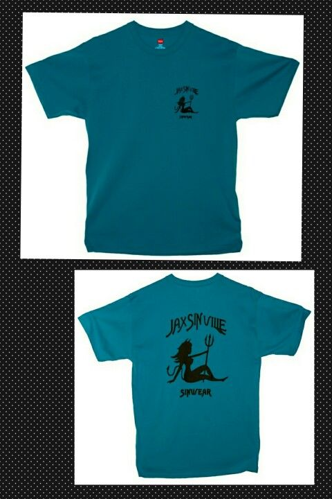 Sept 6th in Jacksonville is Wear Teal Day!! Get these hot JaxSINville tees from www.jaxsinville.com for FREE SHIPPING & tax included :)