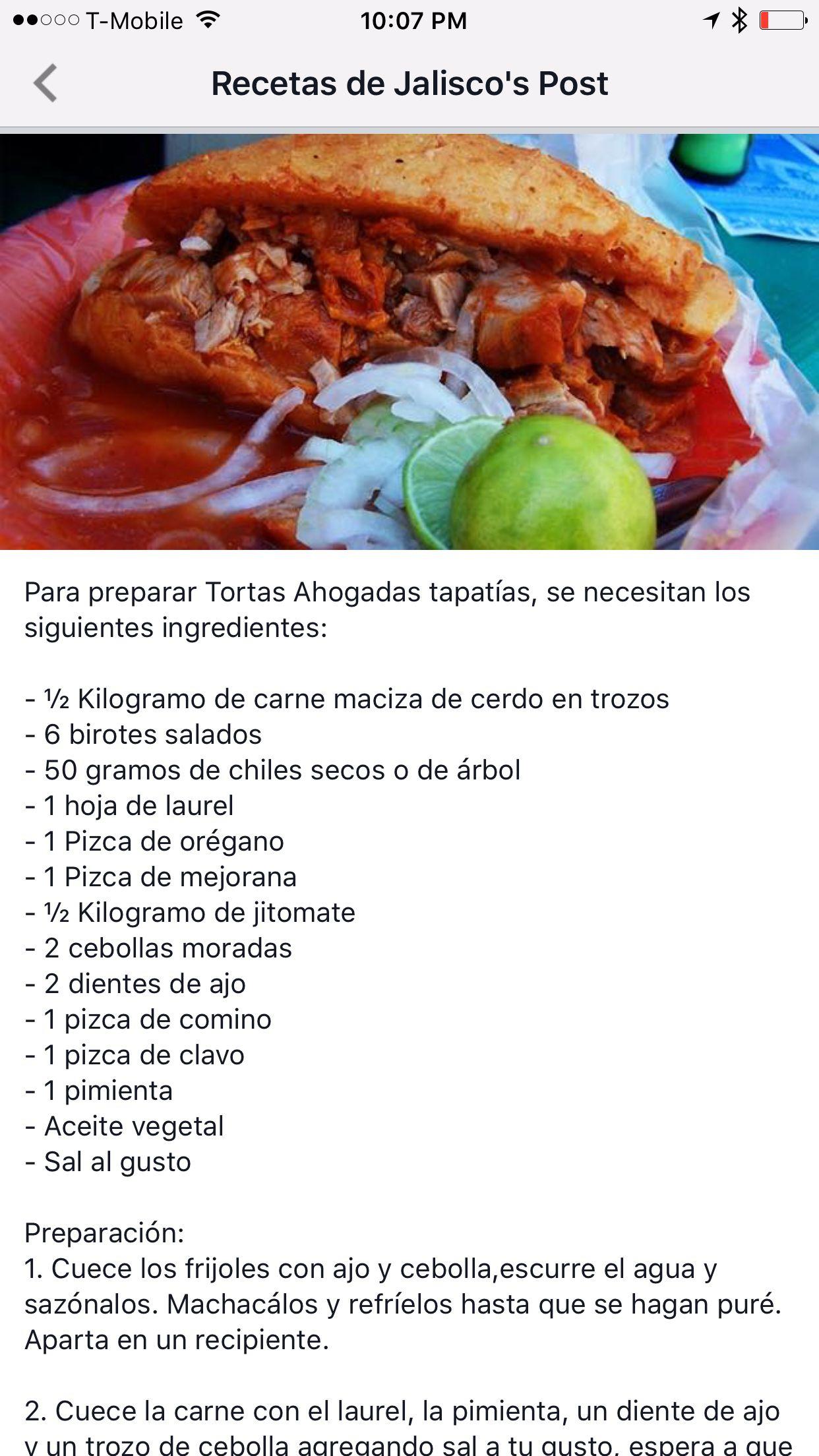 Recetas Comidas Con Bistec De Puerco Pan A La Mexicana Recetas De Comida Recetas Mexicanas Recetas