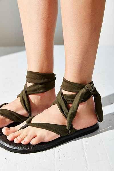 b8596a35e22 Sanuk Yoga Slinged Up Sandal