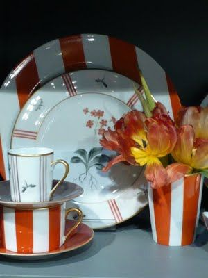 collecting Marie Daage tea cups