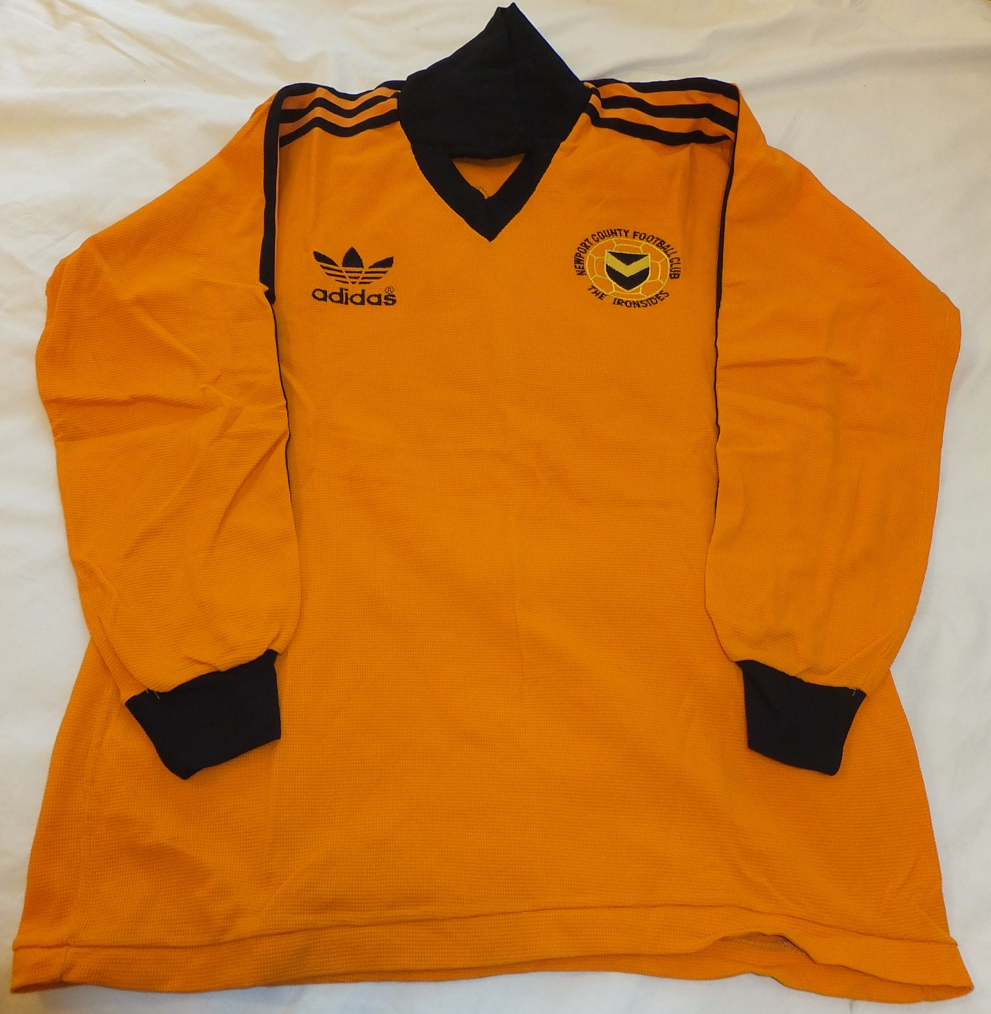 5b66c4781 Newport County 78 79 - adidas | Football Shirts | Football shirts ...
