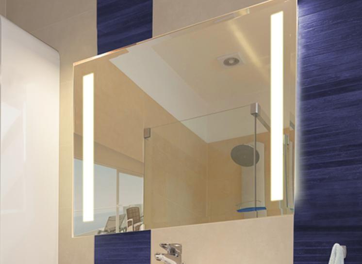 Led Badezimmerspiegel ~ Der badspiegel capri ist mit sparsamen und qualitativen led`s