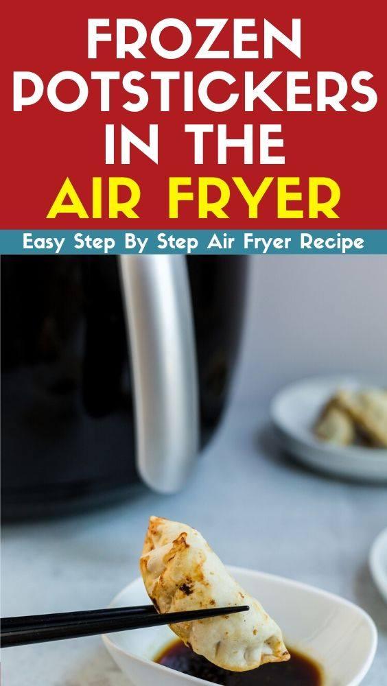 Frozen Potstickers In Air Fryer Recipe This Recipe in