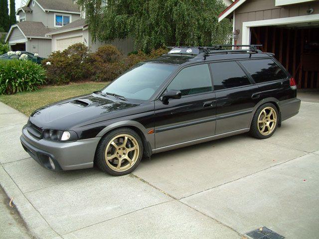 Subaru Legacy Hatchback 2020