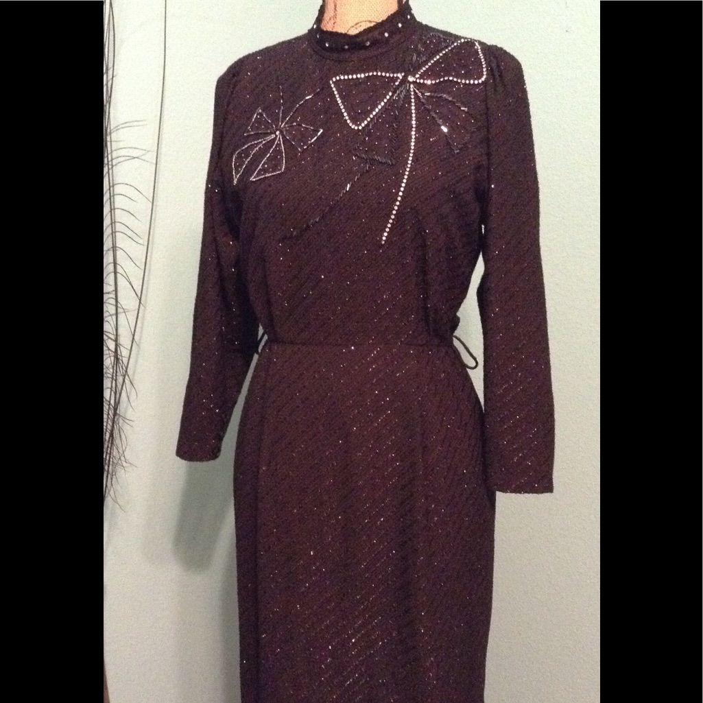 Vintage black dress vintage black and products