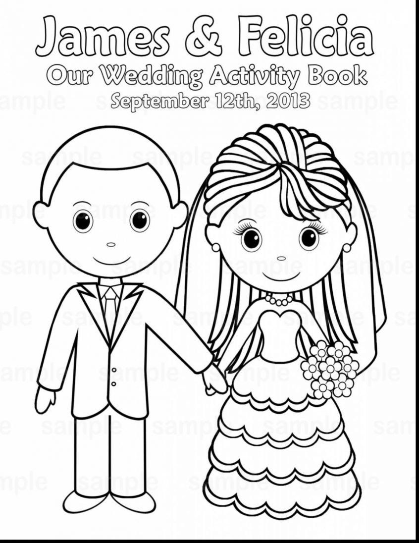 Free Childrens Coloring Pages Coloring Coloring Most First Rate Printable Wedding For Wedding Coloring Pages Wedding With Kids Kids Wedding Activities