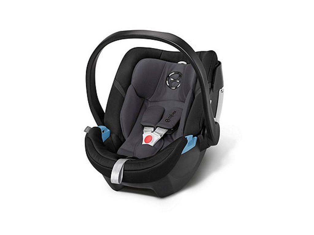 96d27611575f Cybex Aton 4 Car Seat - Phantom Grey | Baby & Toddler | Car seats ...