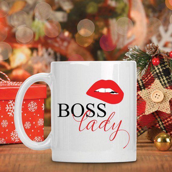 Girl Boss Mug Boss Lady Girl Boss Gifts For Her Boss