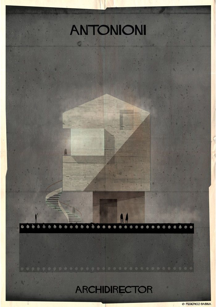 Gallery - ARCHIDIRECTOR: A Fantastical City Inspired by Famous Directors by Federico Babina - 20