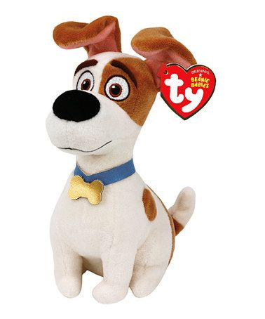 The Secret Life Of Pets Max Plush Toy Baby Plush Toys Pet Max Pets Movie