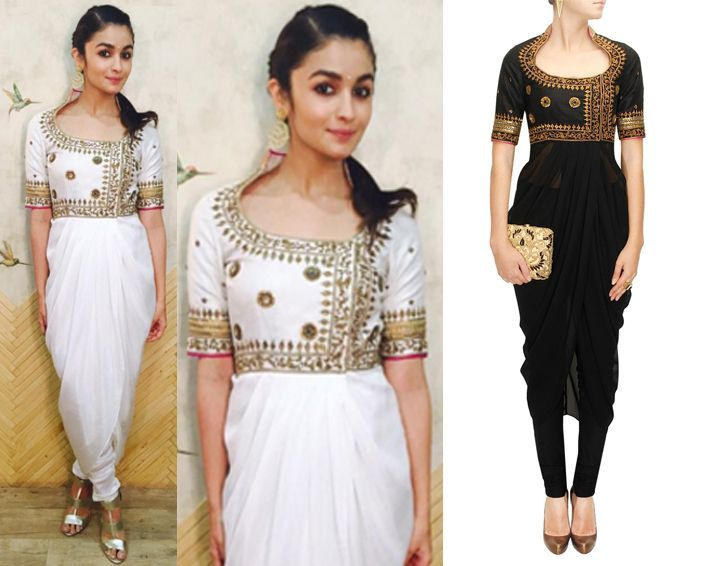 76178f257 Dhoti+style+kurta. stunning fashion tips to wear traditional style ootd  ootn diwali look diwali style dresses ethnic wear