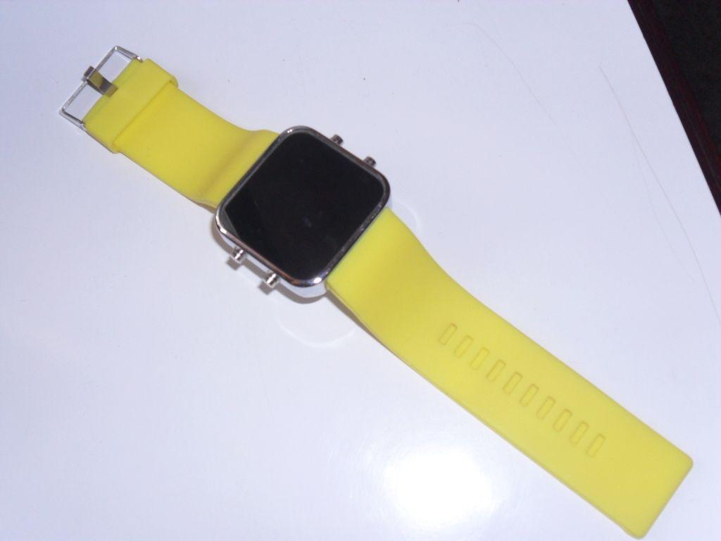 ahora amarillo!