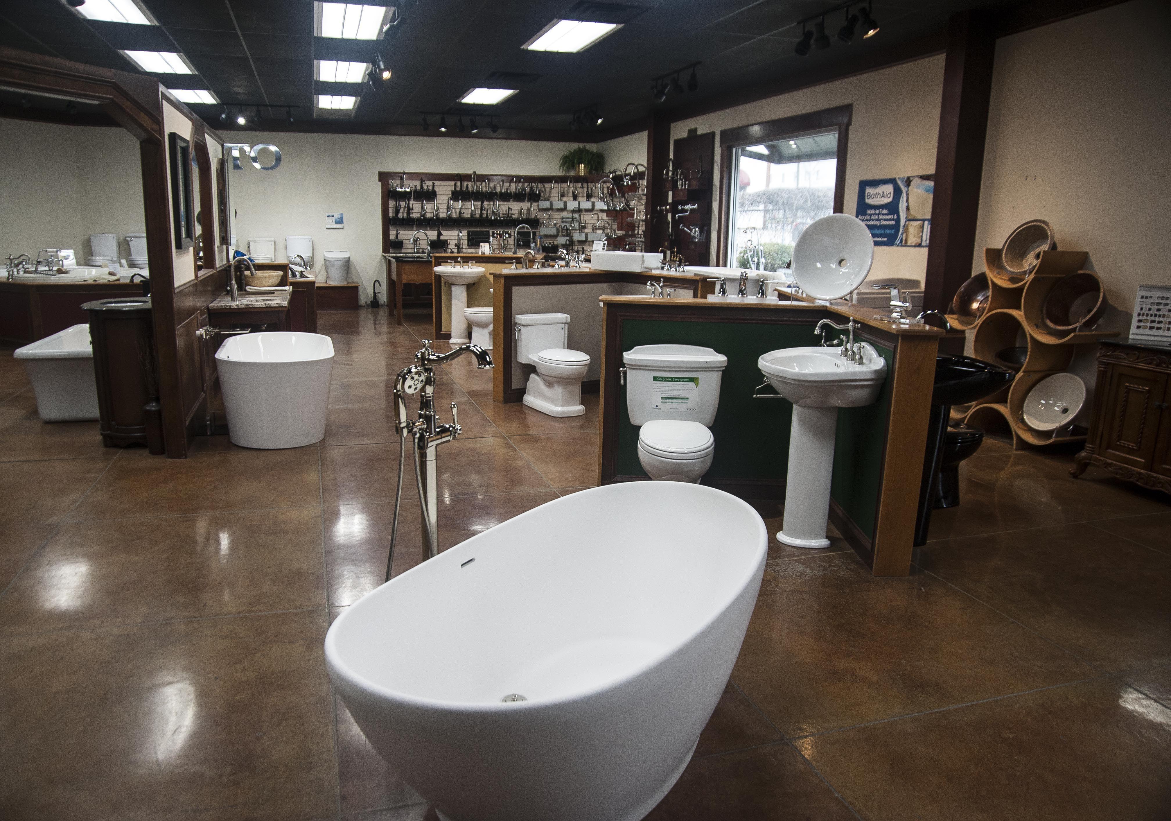 GLS Supply Kitchen Bath Showroom In Birmingham AL GLS Supply - Bathroom showrooms birmingham al