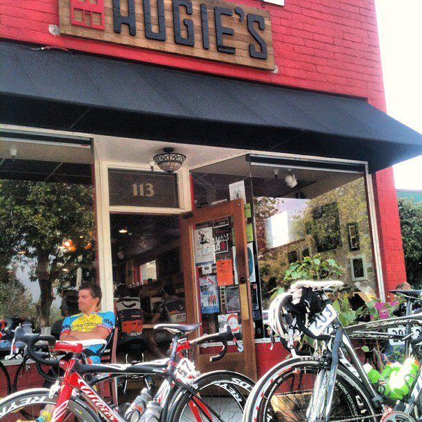 Got coffee? Augies Coffee House does roasted daily in