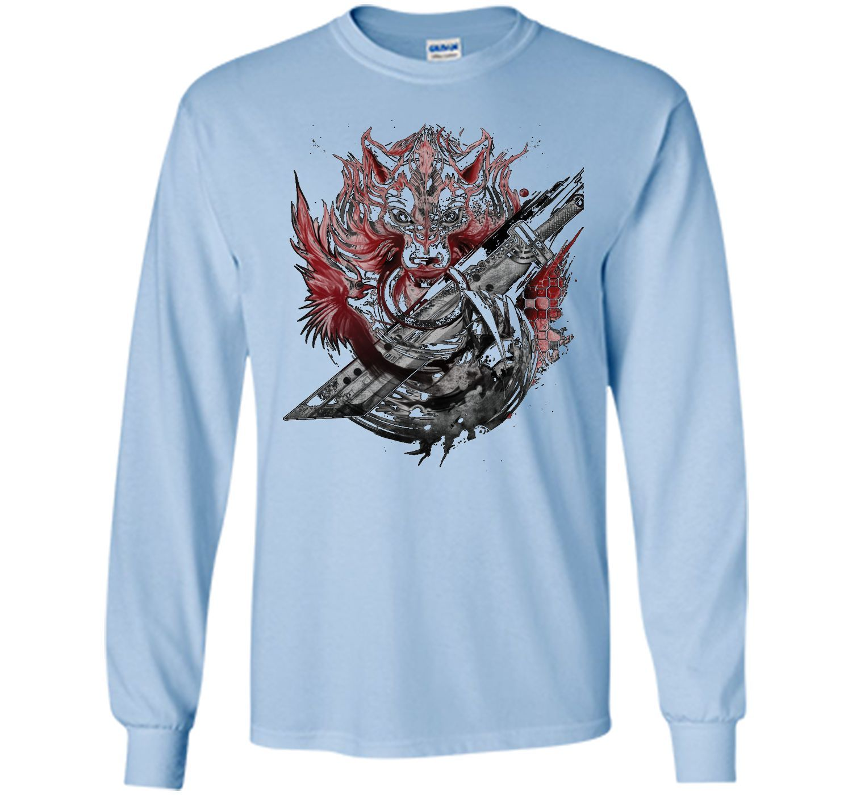 Final Fantasy Amano Homage tshirt
