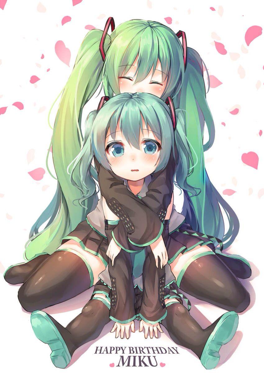 Pin en Hatsune Miku