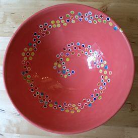 ... .. .buntePunkte... . . #ceramiccafe