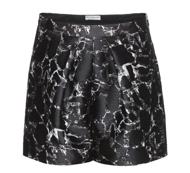 Shopping shorts ete 2015 - Balenciaga, 645 euros