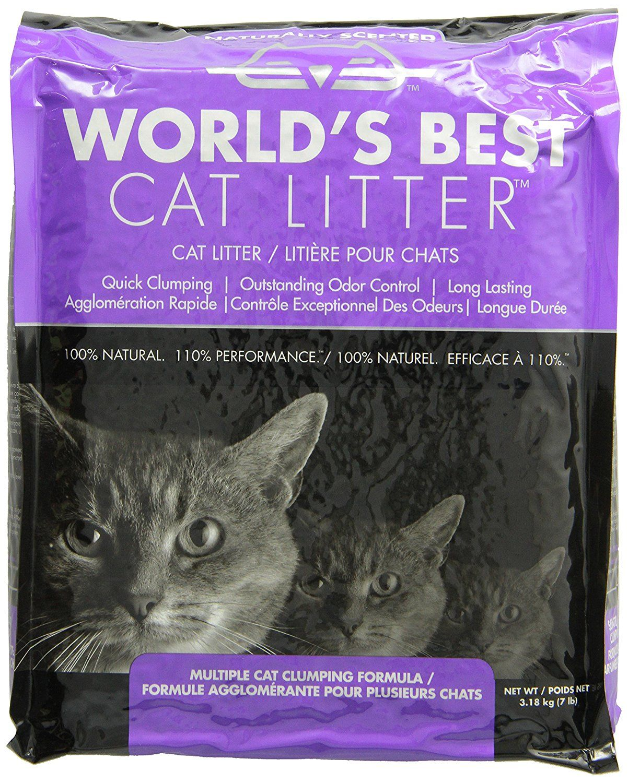 World'S Best Lavender Scented Multiple Cat Insider's