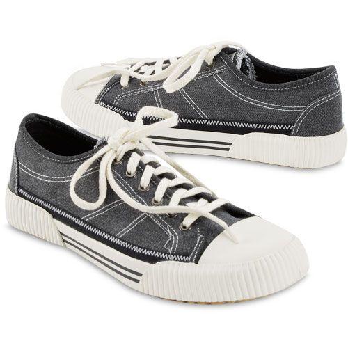 no boundries shoes | No Boundaries - Men's Canvas Sneakers: Shoes : Walmart .com