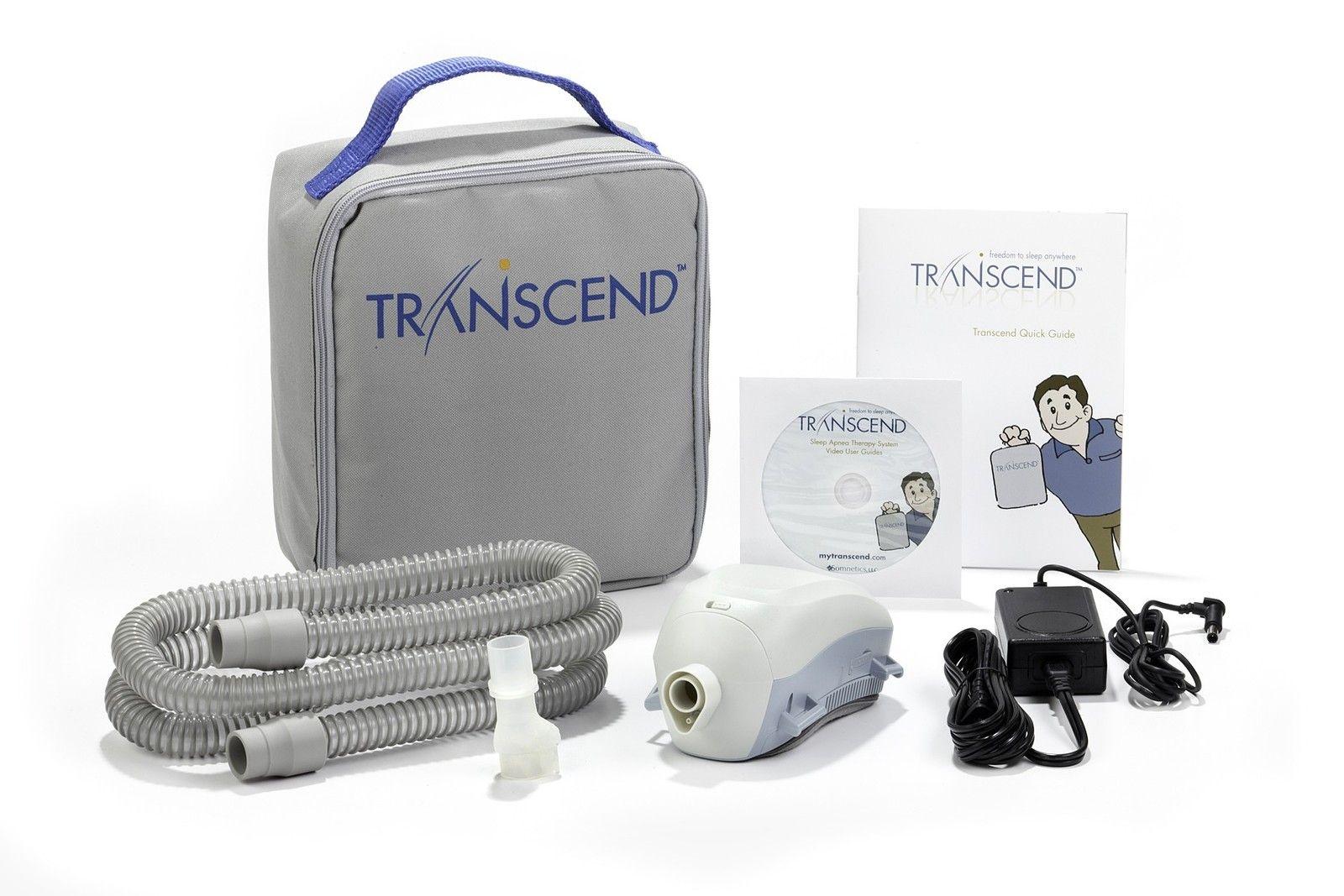 Transcend CPAP Starter Kit Cpap Machines Sleep apnea