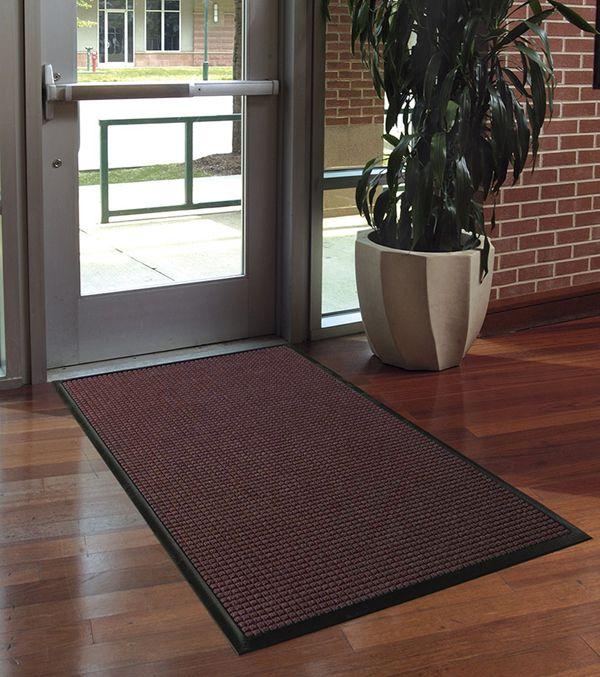 Waterhog Door Mat Exteriordoors Commercial Flooring Entrance Mat Flooring