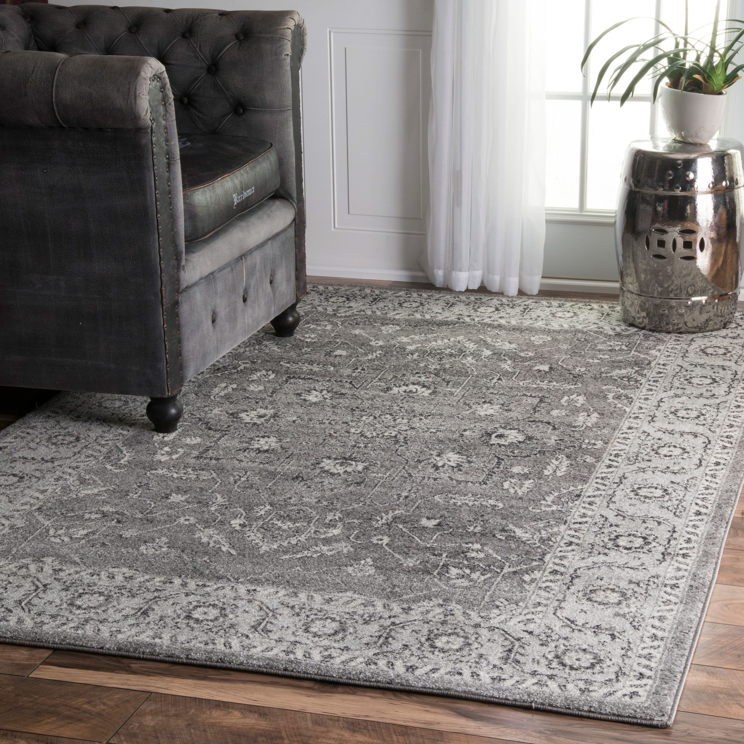 Grey,8u0027 X 10u0027,9u0027 X 12u0027 Area Rugs: Free Shipping On Orders Over $45! Find  The Perfect Area Rug For Your Space From Overstock.com Your Online Home Deu2026