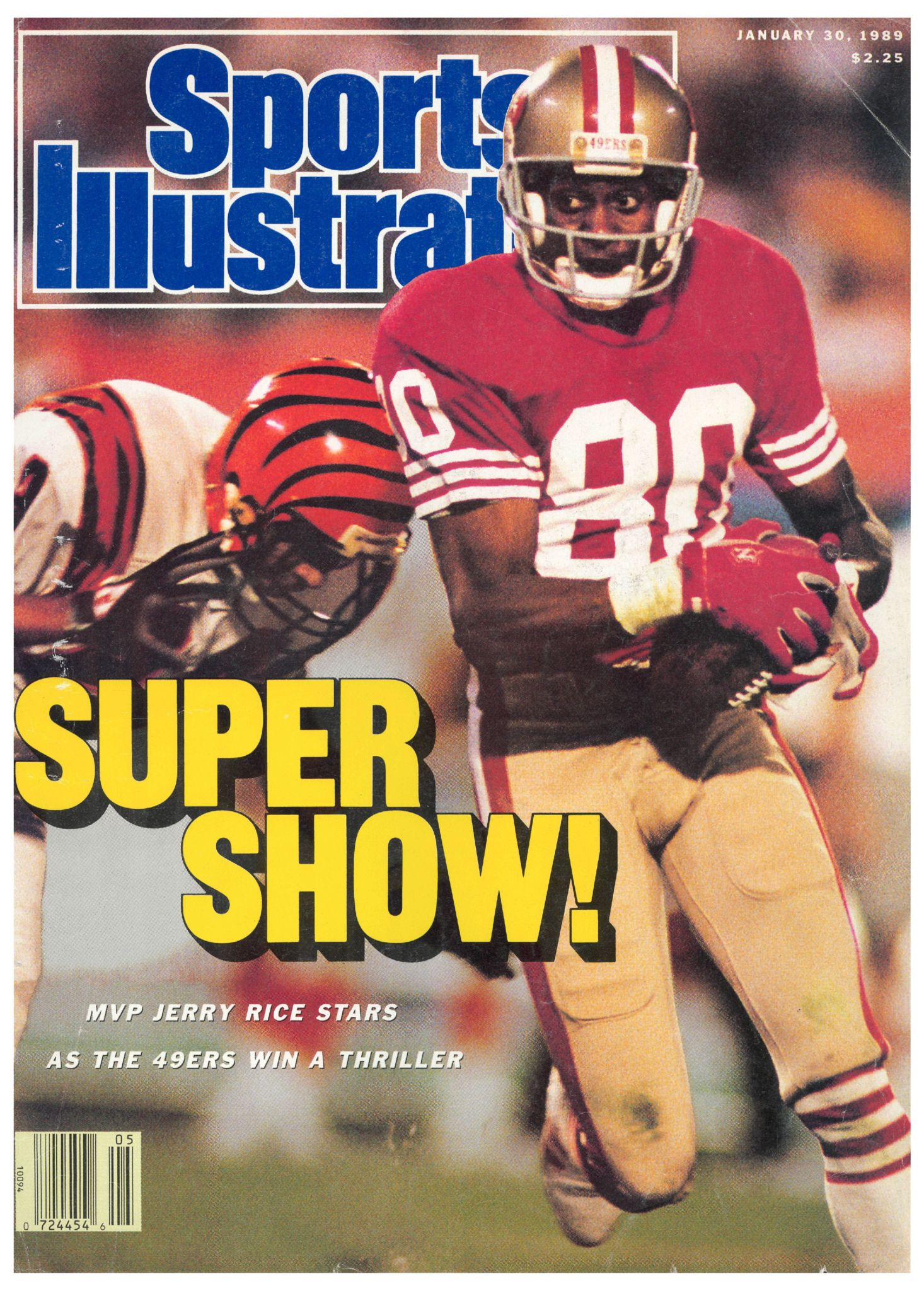 January 30, 1989 Issue Viewer (With images) Sports