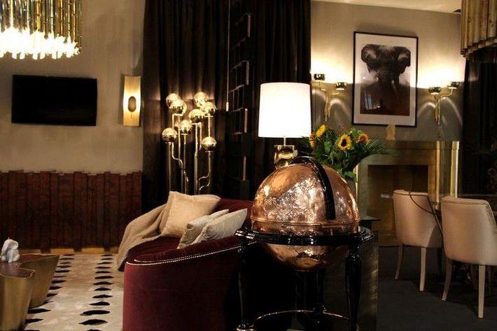 Inspiration and Ideas Möbel Design Pinterest Globe bar and