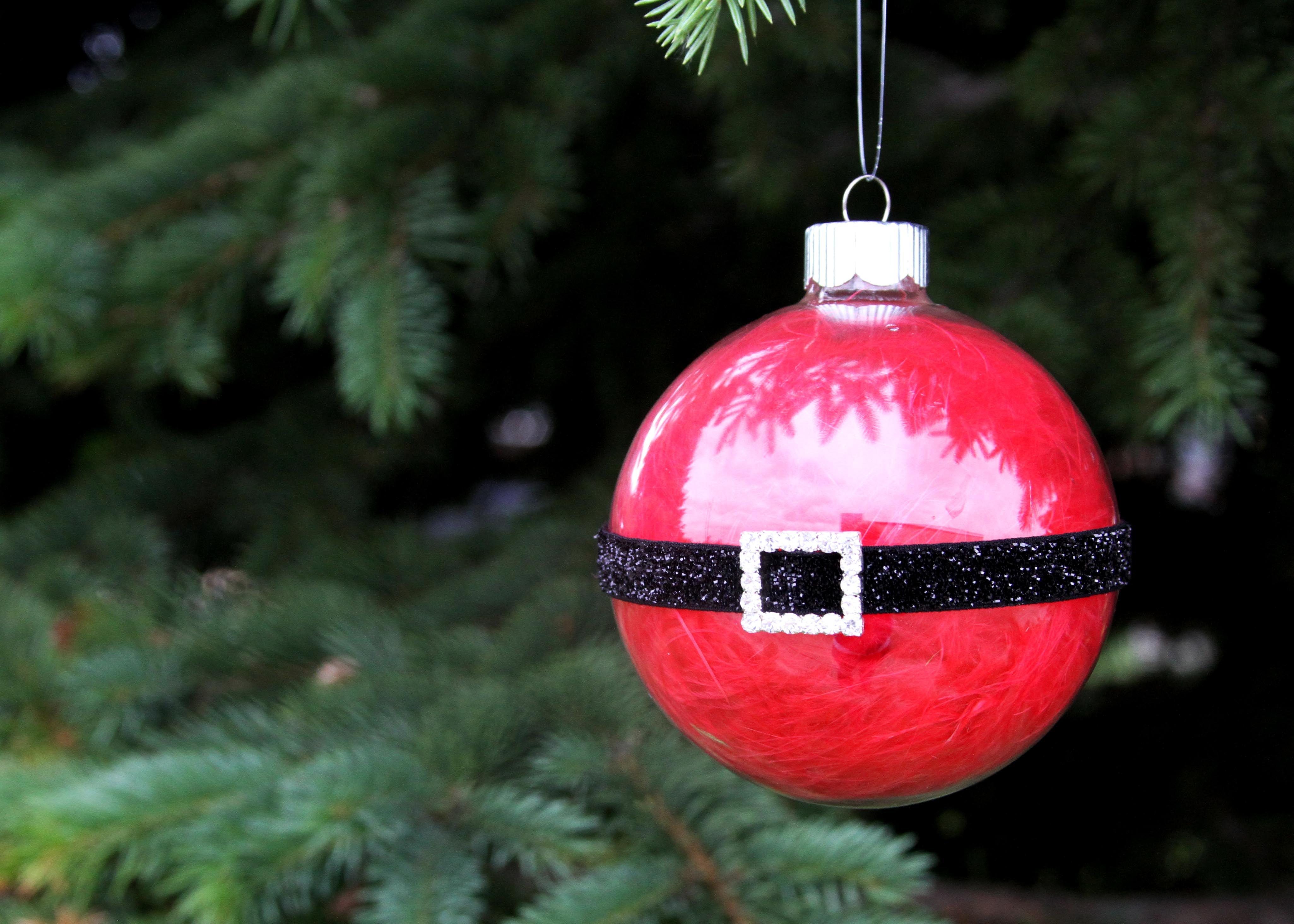 Homemade Christmas Ball Ornaments Ideas Google Search Christmas Crafts Decorations Christmas Diy Christmas Ornaments