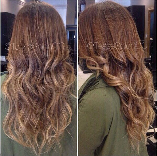 Ombre Hair Color By Tease Salon Costa Mesa Ca 949 548 3273 Follow Us On Instagram Teasesalonoc