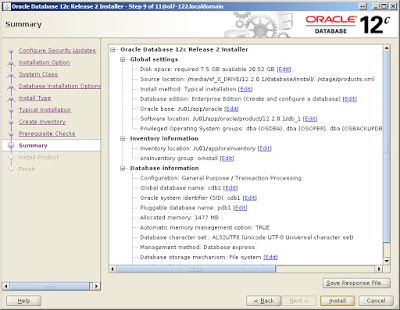 Oracle Database 12c Release 2 (12 2) Installation On Oracle Linux 6