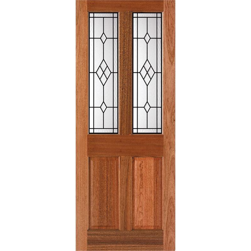 Corinthian Doors 2040 X 820 X 40mm Windsor Bevelled Diamond Jewel Entrance Door Painted Front Doors Timber Front Door Affordable Renovations