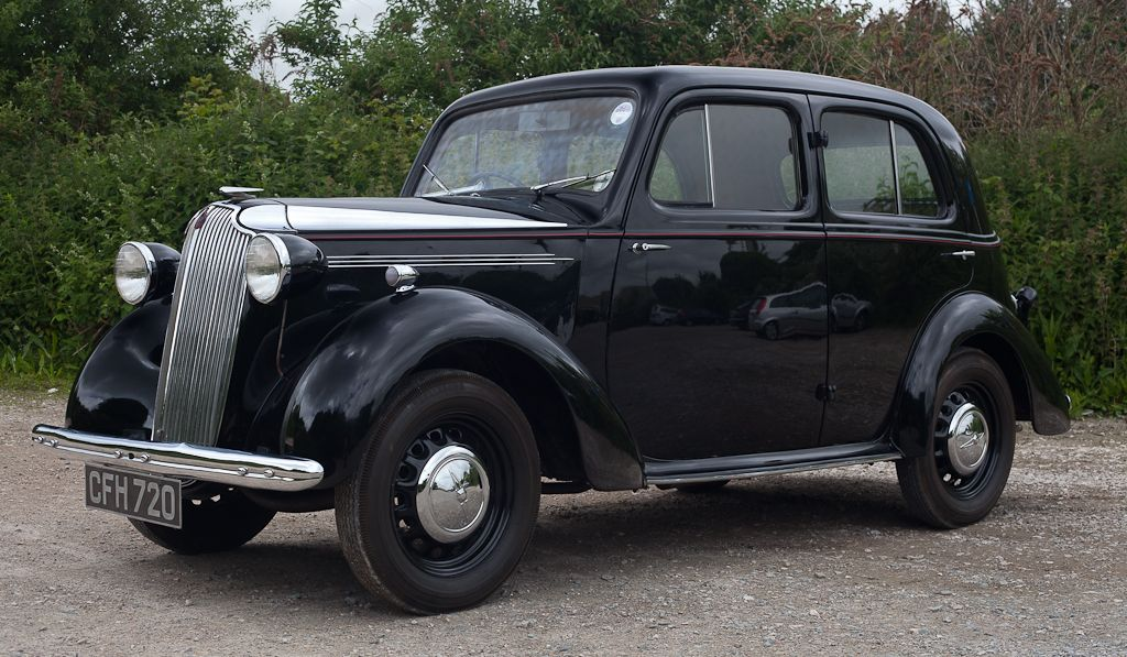 "1939 Vauxhall 10 ""H"" Type Maintenance/restoration of old"