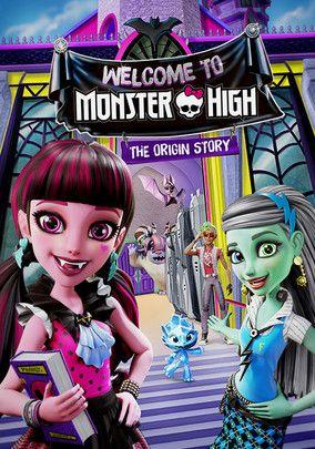 Monster High Serie Stream