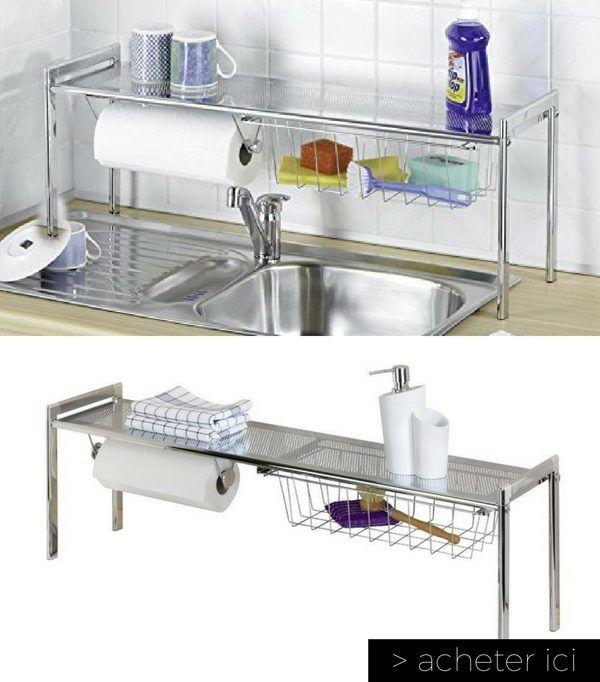 23 objets gain de place pour optimiser l 39 espace d 39 une petite cuisine petite cuisine viers. Black Bedroom Furniture Sets. Home Design Ideas