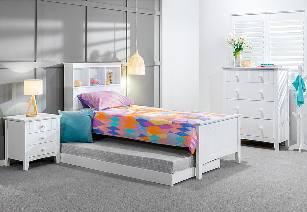 Addison 3 Piece Single Bedroom Suite | Super Amart | Home of Kids ...