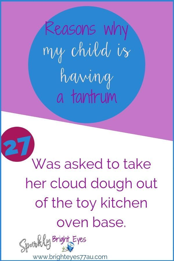 78 reasons why my child is having a tantrum 78 reasons why my child is having a tantrum 27