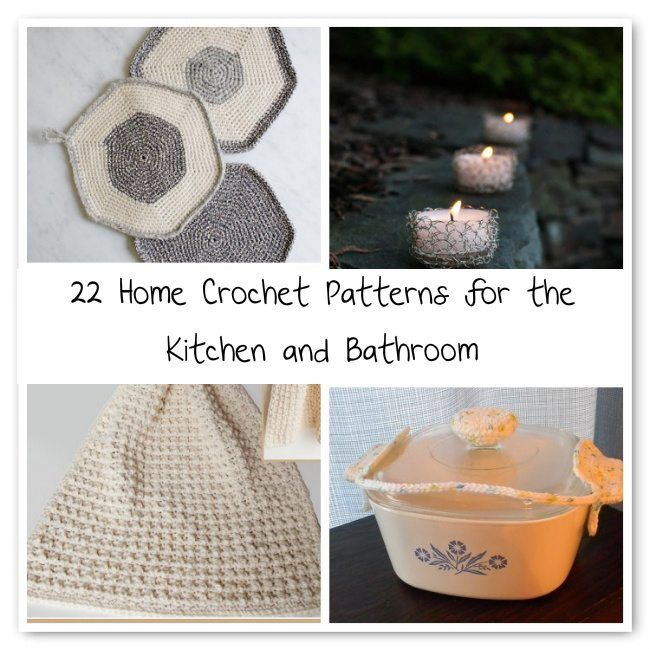 best home crochet patterns   Crocheting references and hints ...