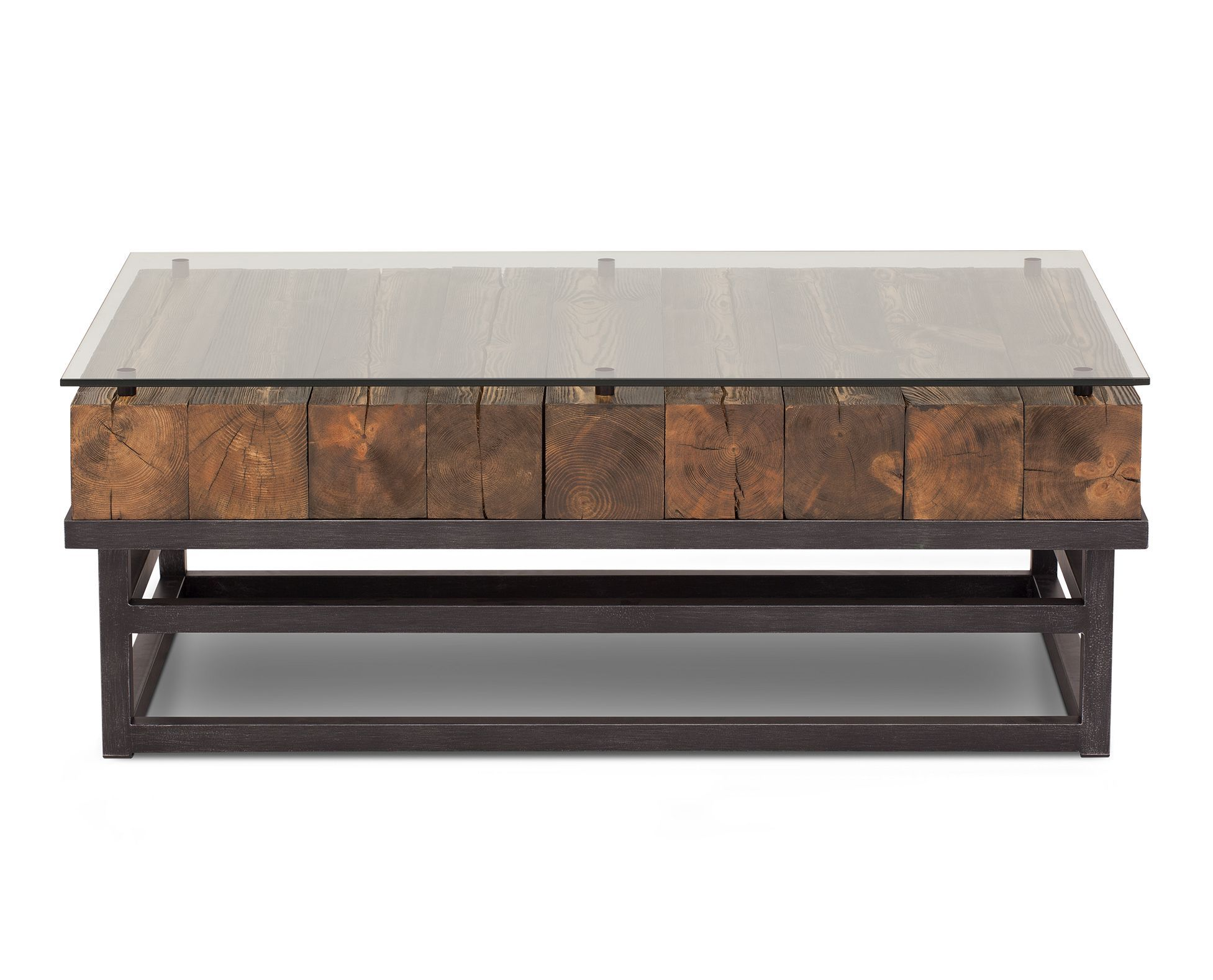 Rustic Yet Sophisticated The Lost City Coffee Table Features Solid Pine Timbers Combined With Tubular Steel And Classic Rowe Furniture Coffee Table Furniture [ 1578 x 1953 Pixel ]