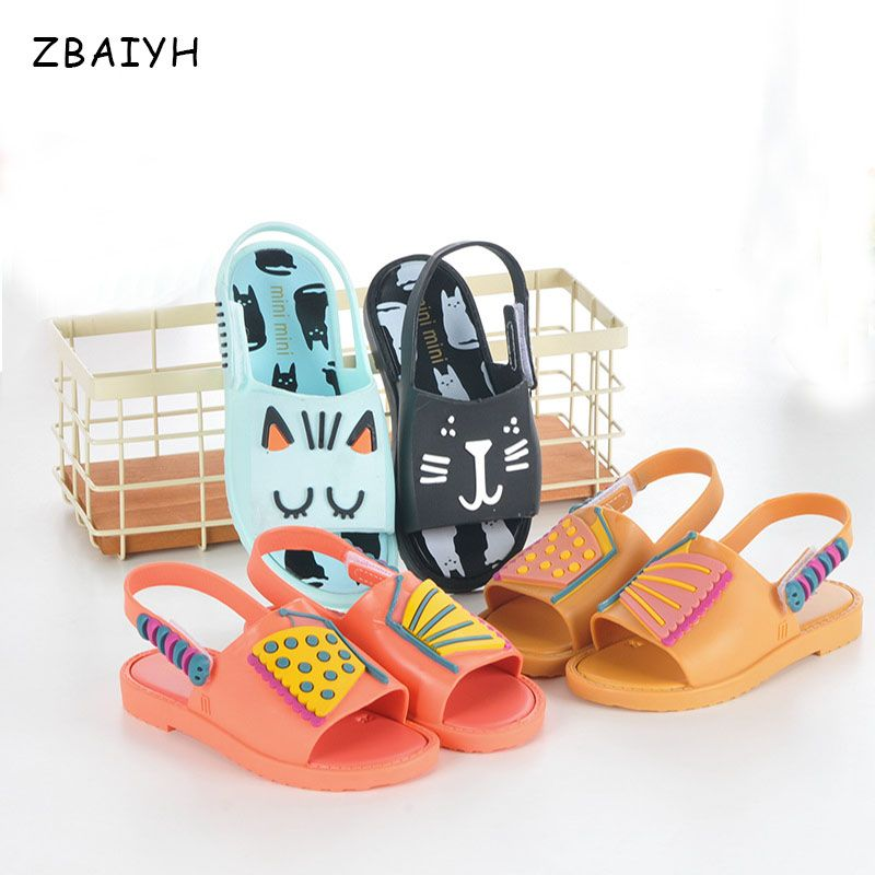Jelly shoes fashion