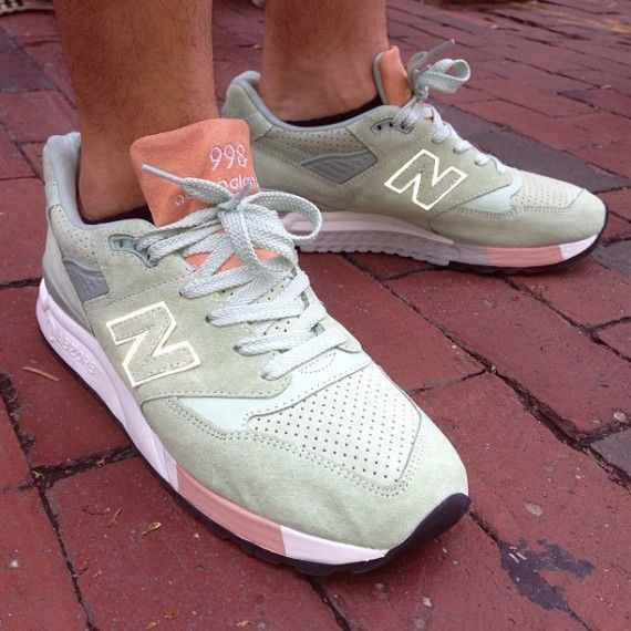 Footwear · tannery-new-balance-998-40th-anniversary