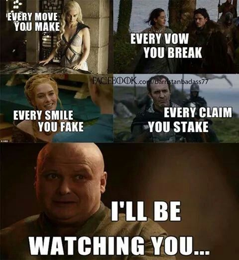 Lord Varys The Spider
