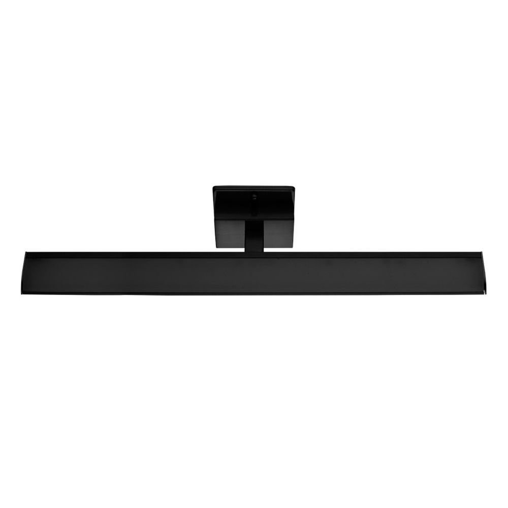 Bathroom Lights Black eglo tabiano matte black led bathroom light | led bathroom lights
