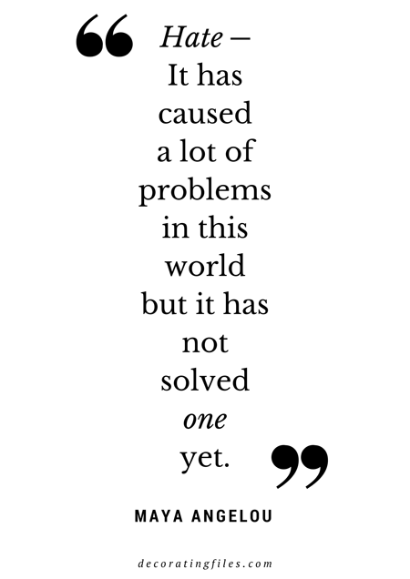 Quote by Maya Angelou | #quote #mayaangelou | Inspiration ...