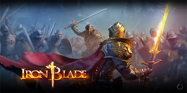 Iron Blade Mod APK Unlimited Rubies and Gold Iron Blade